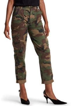 Hudson Camouflage Cargo Jeans