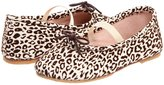 Bloch Girls' Arabella Animal , Sand/Caffe-22 (US 5.5 Toddler)