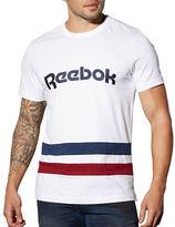 Reebok Striped T-Shirt