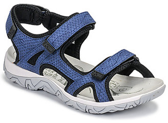 Allrounder by Mephisto LARISA women's Sandals in Blue