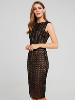Portmans Florence Geo Lace Dress