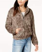 ASTR the Label Danika Faux-Fur Jacket