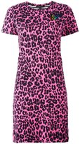 Marc Jacobs printed patchwork T-shirt dress - women - Cotton - M