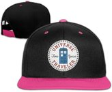 Dame Products Adjustable Converse Doctor Who Snapback Structured Cap