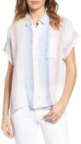 Rails Women's Whitney Linen Blend Shirt
