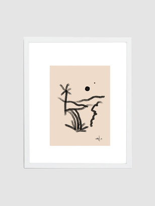 """Spacey Studios """"The Falls"""" Framed Print"""