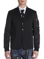 DSQUARED2 Stretch Wool Jacket