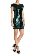 Dress the Population 'Tabitha' Backless Sequin Minidress (Nordstrom Exclusive)