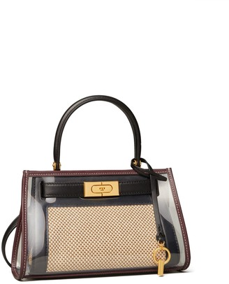 Tory Burch Lee Radziwill Petite Bag With Rain Cover