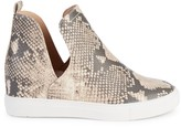 Steven by Steve Madden Cabrea Snake-Print High-Top Sneakers