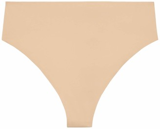 Savage X Fenty Women's High-Waist Microfiber Thong