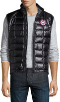 Canada Goose HyBridge Lite Puffer Vest, Black