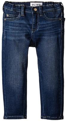 DL1961 Kids Kids Sophie Slim Jeans in Parula (Infant) (Parula) Girl's Jeans