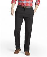 Izod Heritage Chino Straight Fit Flat Front Pant