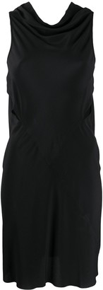 Rick Owens Cut Out Shift Dress