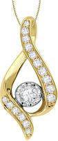 Sirena \ CT. T.W. Diamond Pendant Necklace