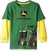 John Deere Little Boys' 2 for Tee