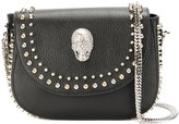 Philipp Plein Surya shoulder bag - women - Calf Leather/Polyester/Metal (Other) - One Size