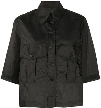 Song For The Mute Boxy Fit Shirt