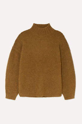 3.1 Phillip Lim Oversized Stretch-knit Sweater - Army green