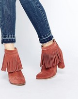 Asos EVETTE Suede Ankle Boots