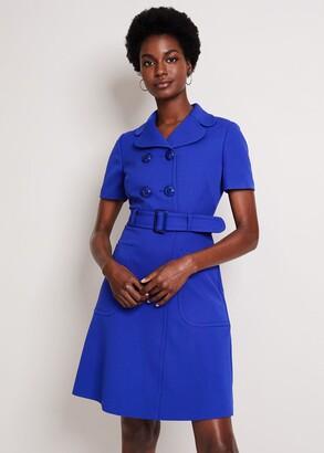 Phase Eight Renu Button Dress