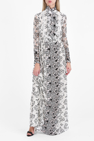 Giambattista Valli Macram Long Dress