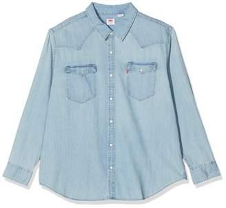 Levi's Men's Classic Western Camisa Button Down Shirt