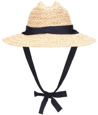 Lola Hats Save Me raffia hat