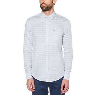 Original Penguin Horizontal Dobby Stripe Shirt