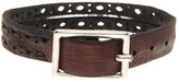 Tommy Bahama Punched Hole Leather Bracelet