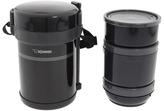 Zojirushi Classic Bento Vacuum Lunch Jar (Ultra Black) - Home