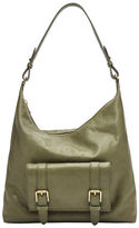 Fossil Cleo Leather Hobo Bag