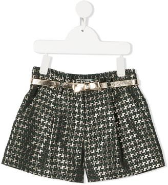 Abel & Lula Jacquard Shorts