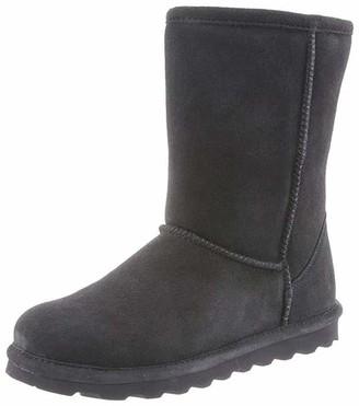BearPaw Women's Elle Short Wide Slouch Boots