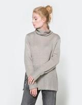 Cheap Monday Haunt Knit in Grey Melange