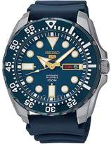 Seiko Men's Diver Automatic SRP605K2 Rubber Automatic Watch