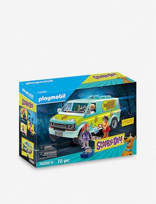 Playmobil Scooby Doo Mystery Machine playset