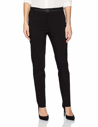 Briggs New York Women's Belted Pant