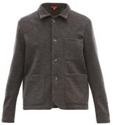 Barena Venezia - Cheno Pique Overshirt - Mens - Grey