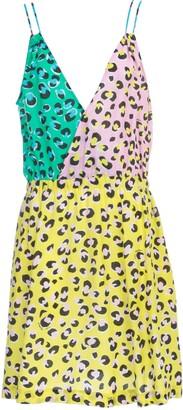 Love Moschino Long Dress W/s Animalier