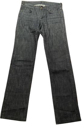 Joseph Blue Denim - Jeans Trousers