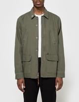 Obey Hoboken Jacket in Army