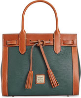 Dooney & Bourke Pebble Ariel Satchel