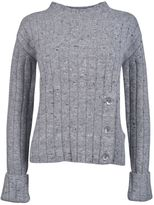 Zanone Slim Fit Knitted Sweater