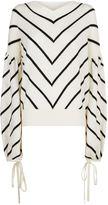 Zimmermann Louche Stripe Sweater