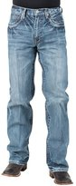 Stetson Jeans Mens 1312 Fit 34 x 38 Medium Wash 11-004-1312-4059 BU