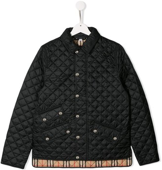 Burberry Brennan Quilted Jacket
