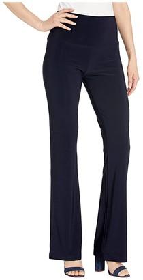 KAMALIKULTURE by Norma Kamali Boot Pants (Midnight) Women's Casual Pants