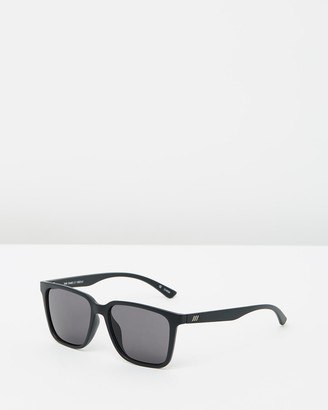 Le Specs Black Square - Fair Game - Size One Size at The Iconic